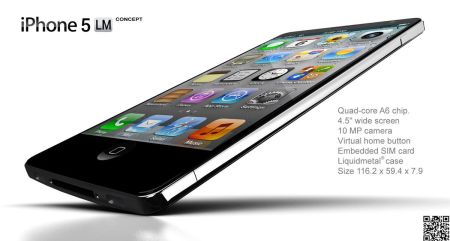 Concept: iPhone 5 LM
