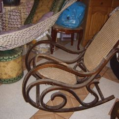 Rocking Chair Cushion Set Canada Fishing Adaptors Osier. Chaise With Perfect Vintage Rohe Noordwolde ...