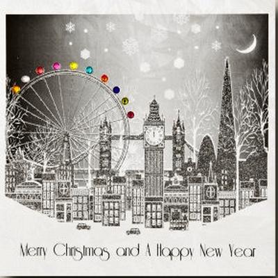 Christmas Greeting Cards 2012 Five Dollar Shake