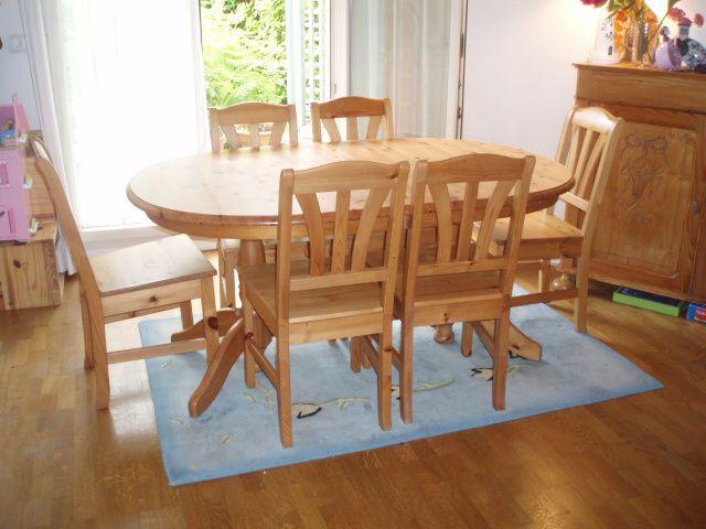 table ronde cuisine alinea
