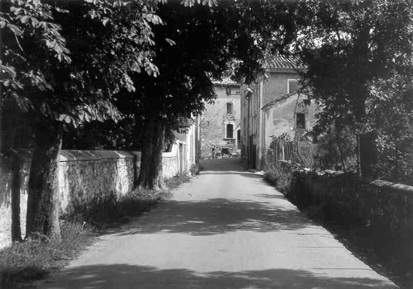 Lancien Village Des SALLES SUR VERDON Le Blog Doursonature