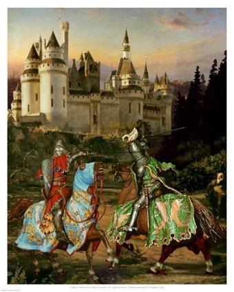 Les Valeurs D'un Chevalier Au Moyen Age : valeurs, chevalier, moyen, Devoirs, Qualités, Chevalier, Voyage, Coeur, Moyen-Age