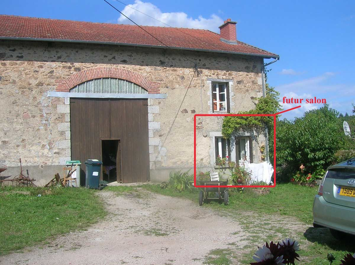 Porte De Grange Vitree Les Amenagements Portes Pour Cloisons De