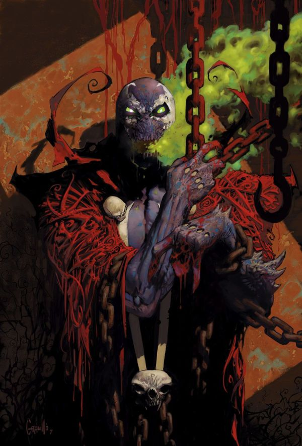 Greg Capullo Spawn