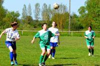 Football : les fminines terrassent leur leader - 01-Saint ...
