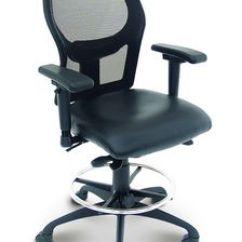 Ergonomic Chair Pros Blue Chairs Resort By The Sea And Cons Of Mesh Amnikos Trek Tc 269m Stool Desk