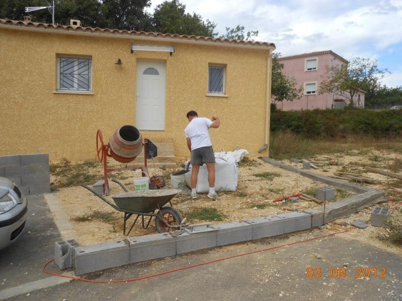 Terrasse Beton Avec Joint De Dilatation