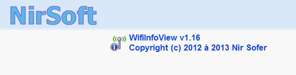 Scanner les rseaux WiFi proche de chez vous  Le blog de