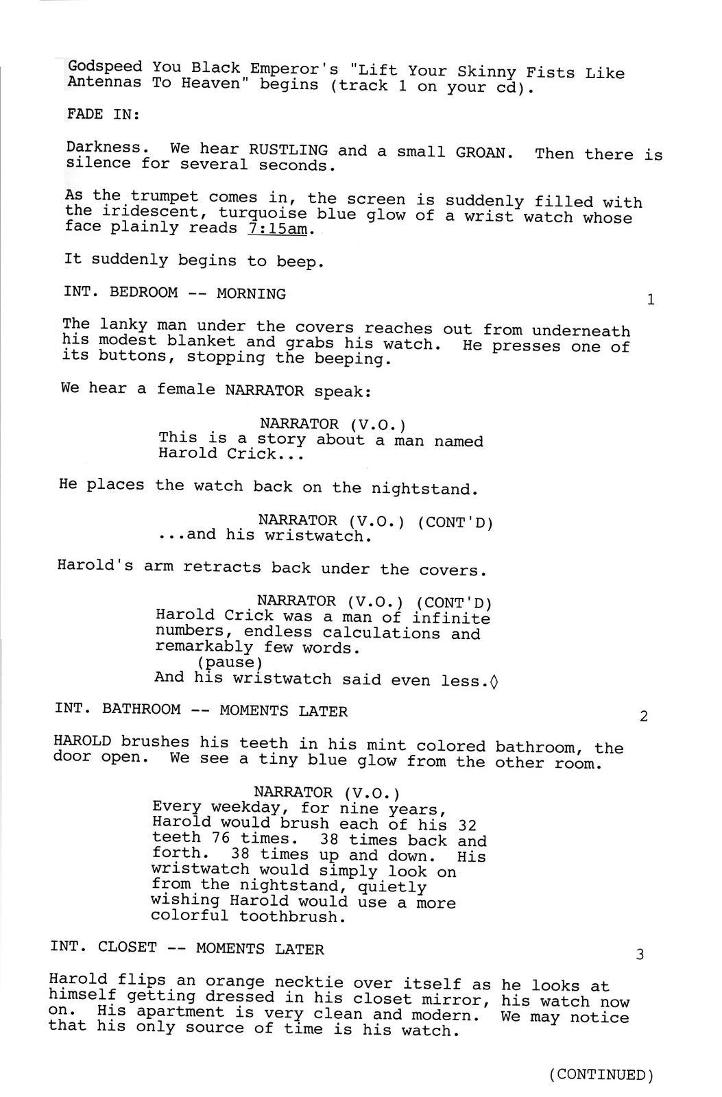 Personnalisation d'un modèle pour les scripts