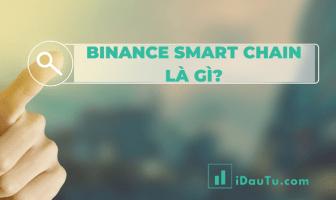 Binance smart chain là một blockchain sử dụng ethereum virtual machine (EVM) để hỗ trợ các chức năng hợp đồng thông minh.
