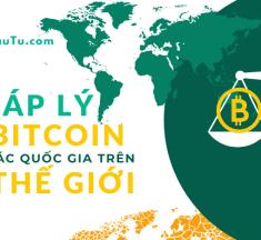 Pháp lý của Bitcoin tại các quốc gia trên thế giới như thế nào?