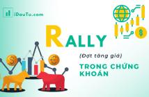 Rally trong chứng khoán