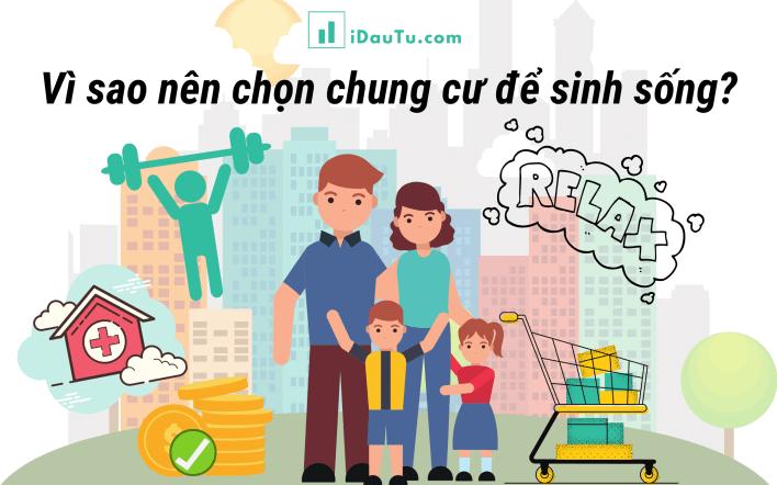 """ngày càng hiện đại thì sự phát triển của chung cư ngày càng """"cao"""" về độ cao lẫn nhu cầu của dân cư Việt Nam"""