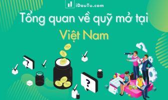 Tổng hợp về tình hình hoạt động của các quỹ mở nổi bật tại Việt Nam