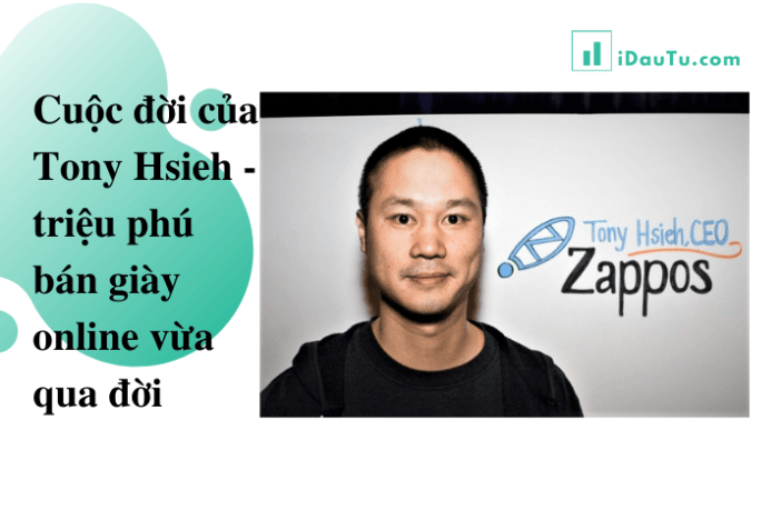 Tony Hsieh.