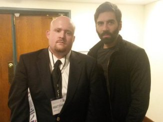 Matt Forney and Roosh V