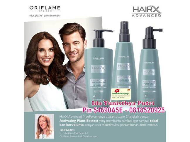 HairX Advanced Neoforce Oriflame