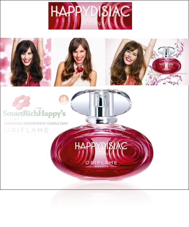 Banner Happydisiac Woman EDT 31630