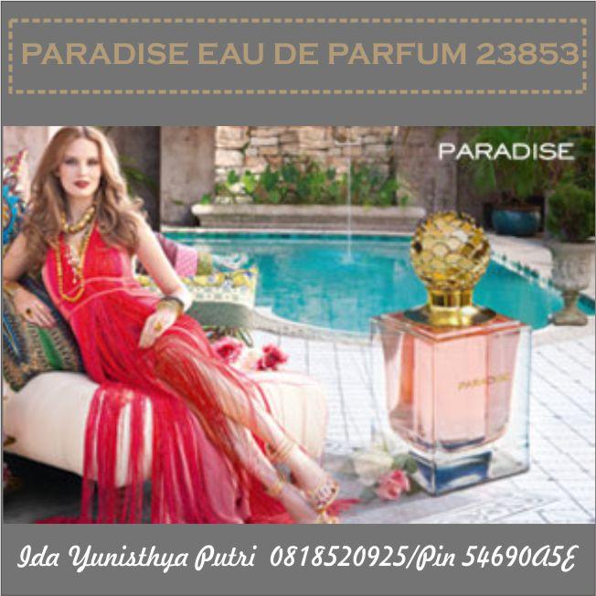 Banner Paradise Eau De PArfum 23853