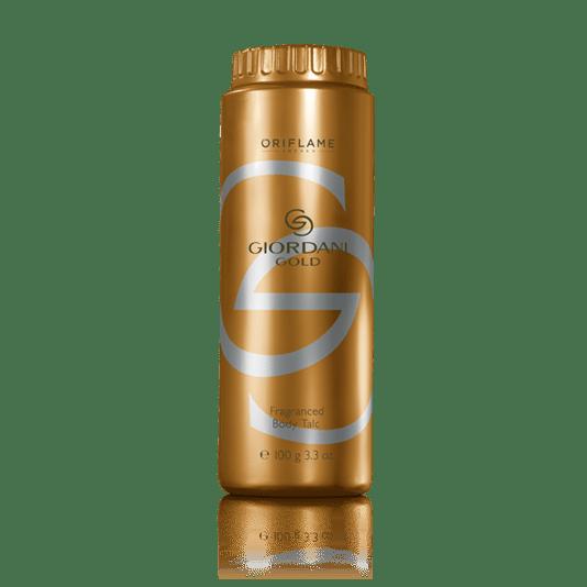 Giordani Gold Fragranced Body talc 24173