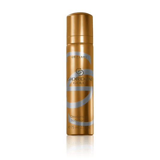 Girodani Gold Body Spray 24170