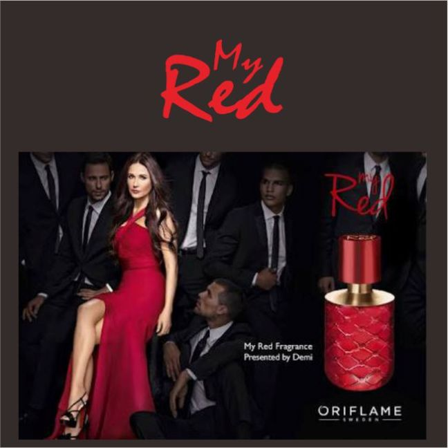 My Red EDP by Demi