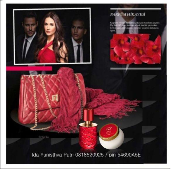 My Red Fashion
