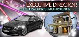 Reward Rumah Mewah Atau Mobil Mewah BMW Oriflame