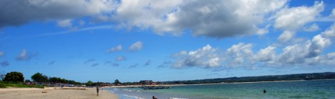 Bali's Fisherman Beach, Jimbaran Bay