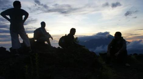 Hike Mount Batur In One Night!