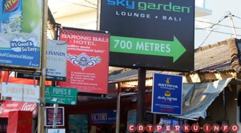 All About Poppies Lane Street Kuta Bali!
