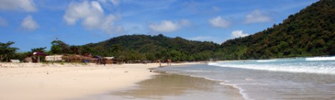 Selong Belanak beach is always amaze me!