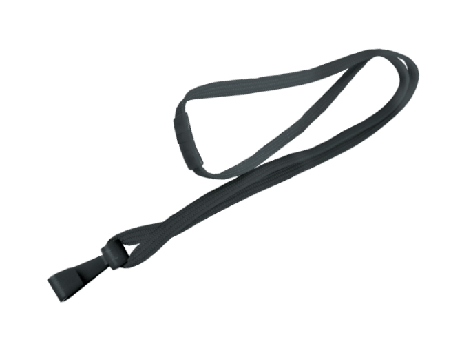 Breakaway Lanyard (Color Match) Wide Plastic Hook
