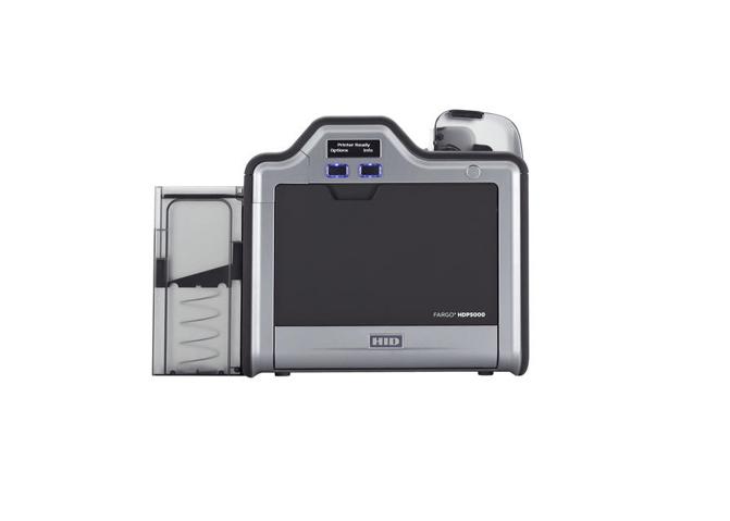 HID FARGO HDP5000 ID Card Printer