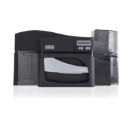 HID Fargo DTC4500e ID Card Printer - 55110