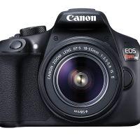 Canon EOS Rebel T6 Camera