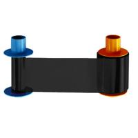 HID Fargo DTC5500 ECO Premium Black Resin (K) Ribbon