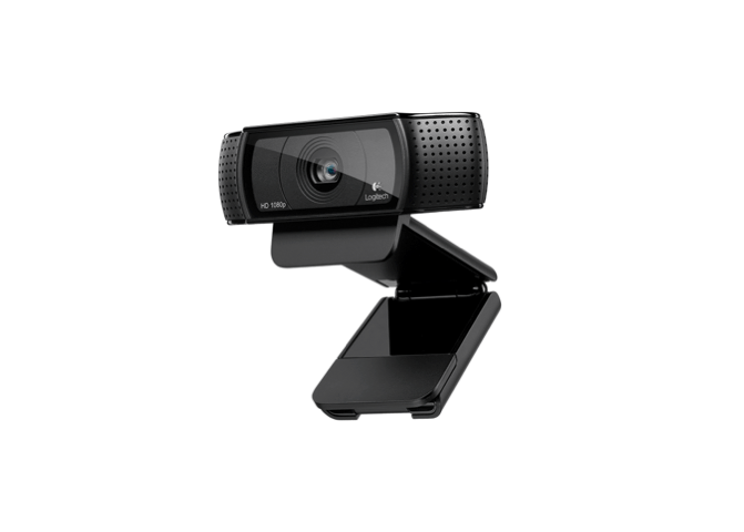 Logitech C920 Webcam Camera