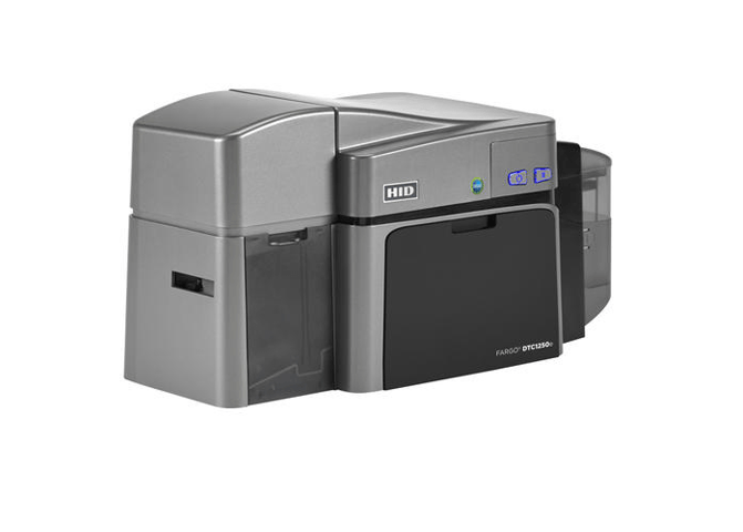 Fargo DTC1250e Base Model USB Printer