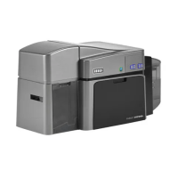 Fargo DTC1250e Base Model USB Printer