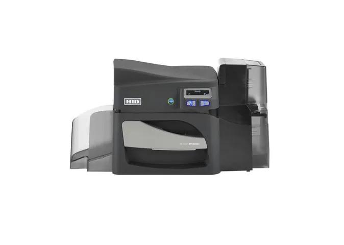 Fargo DTC4500e DS Printer w USB and Ethernet
