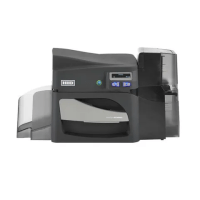 Fargo DTC4500e DS Printer w USB and Ethernet