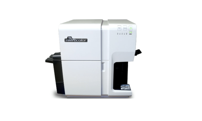 SwiftColor SCC-4000D Over-sized Card Printer