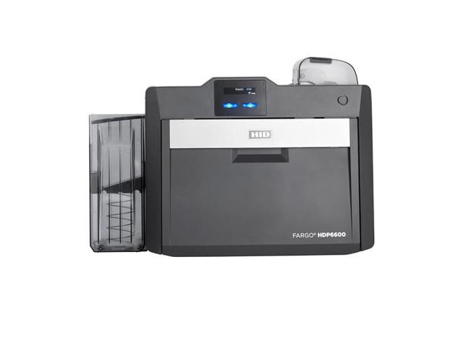Fargo HDP6600 SS Printer w Contactless Encoder