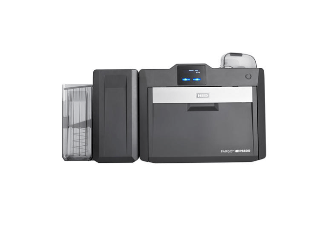 Fargo HDP6600 DS Printer Contact Chip Encoder