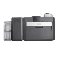 Fargo HDP6600 DS Printer Contactless and Contact Chip Encoder