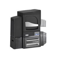 Fargo DTC1500 DS Printer w SS Lam Mag Encoder and USB