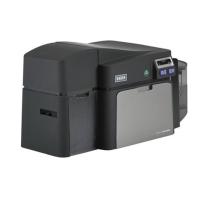 Fargo DTC4250e DS Printer w ISO Mag Stripe Encoder