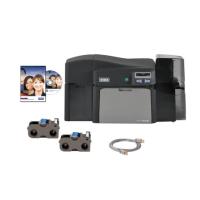 Bundle - Fargo DTC4250e DS Printer w Asure ID Express