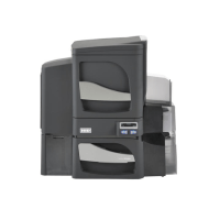 Fargo DTC4500e DS Printer w DS Lam and Contact Smart Card Encoder